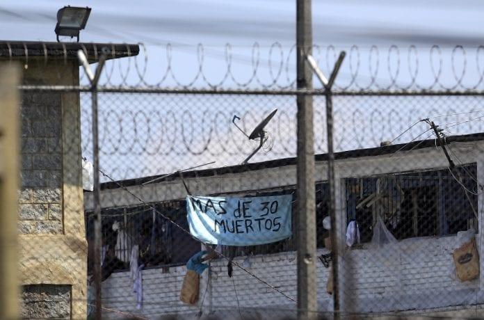 COLOMBIA-cárcel-coronavirus