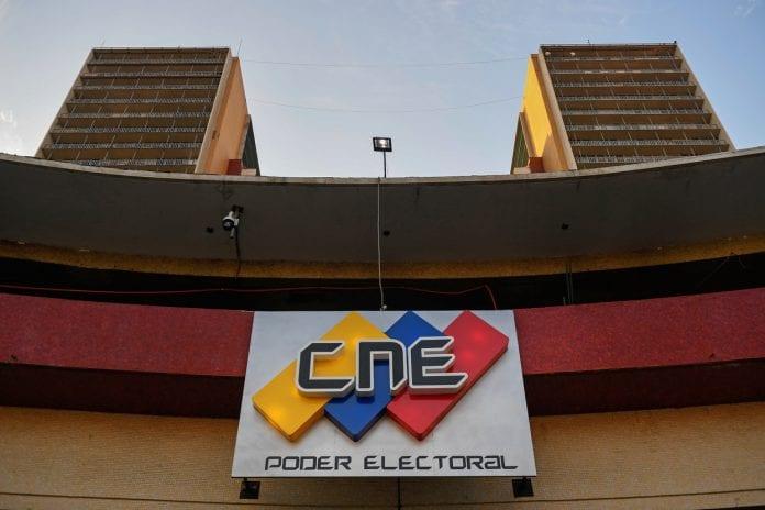 CNE- Grupo de contacto internacional