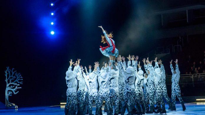 Cirque soleil online cuarentena