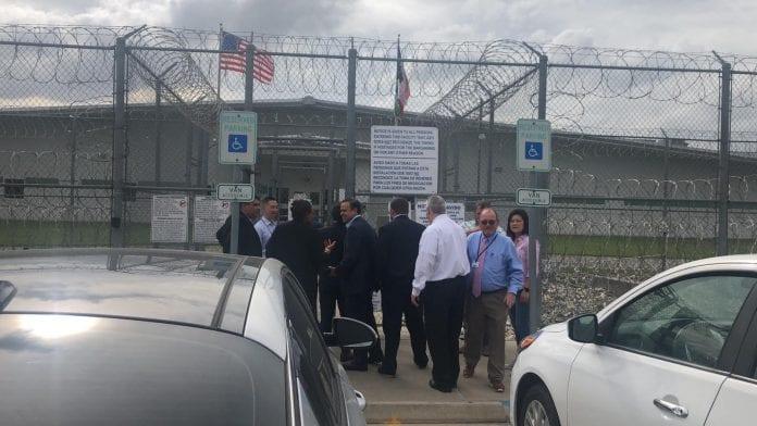 venezolanos presos