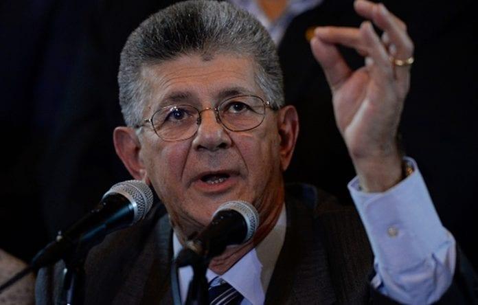 Henry Ramos Allup Elecciones