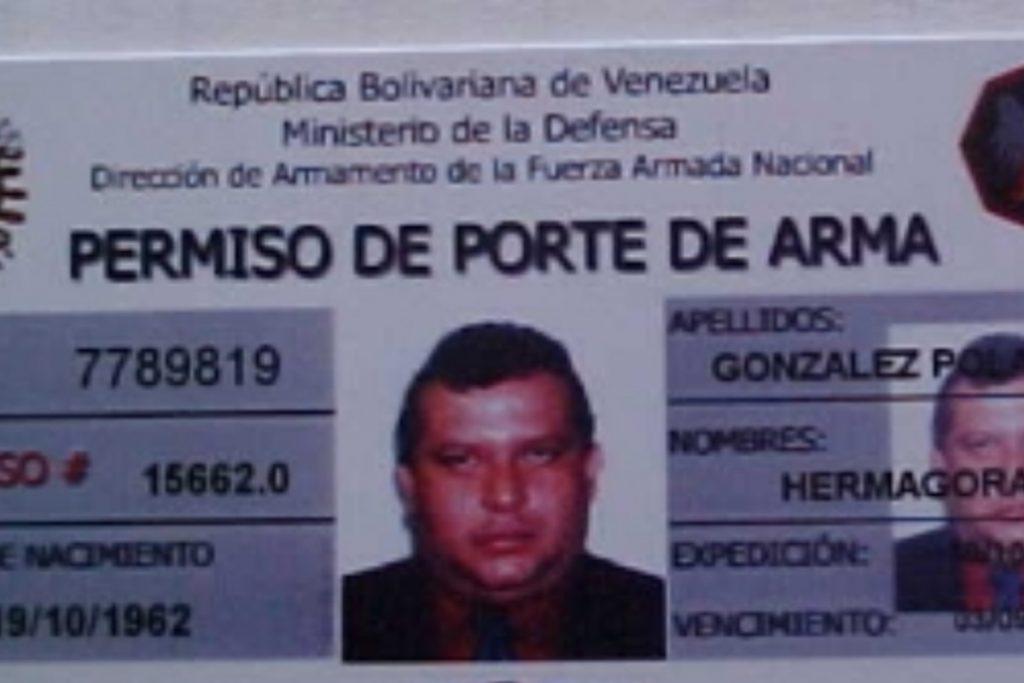 "Hermágoras ""el Gordito"" González Polanco"