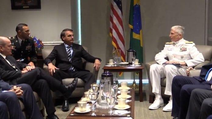 Bolsonaro: El mes de marzo es de máxima campaña contra el régimen de Maduro