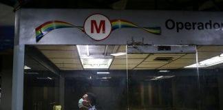 Metro de Caracas Coronavirus, reverol