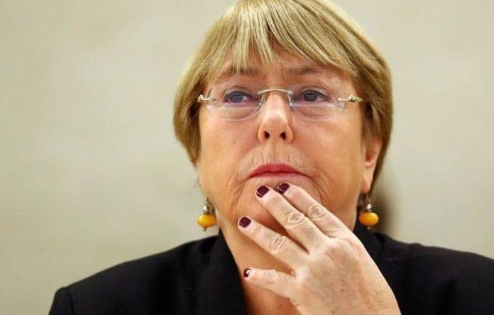 Michelle Bachelet la masacre de El Ripial
