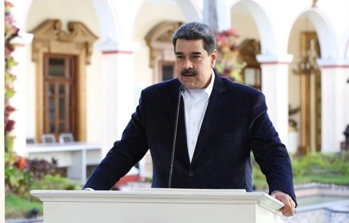 Nicolás Maduro bono Coronavirus