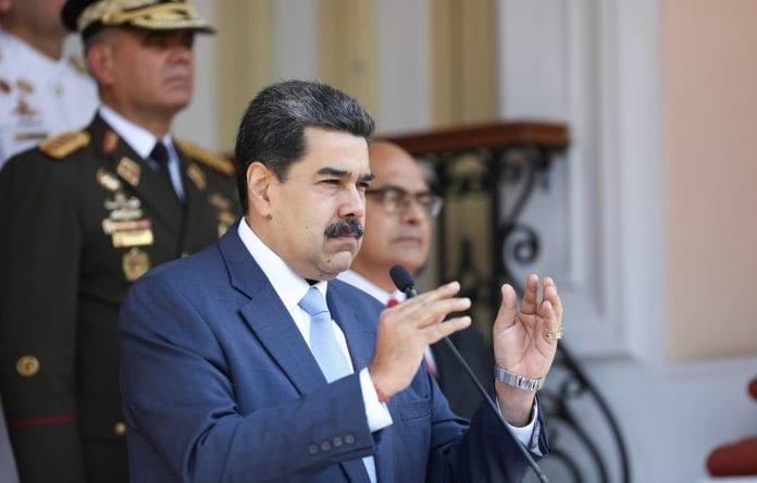 coronavirus Maduro