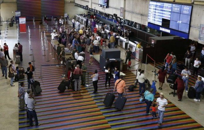 Aeropuerto de Maiquetía, Coronavirus-INAC-Vuelos