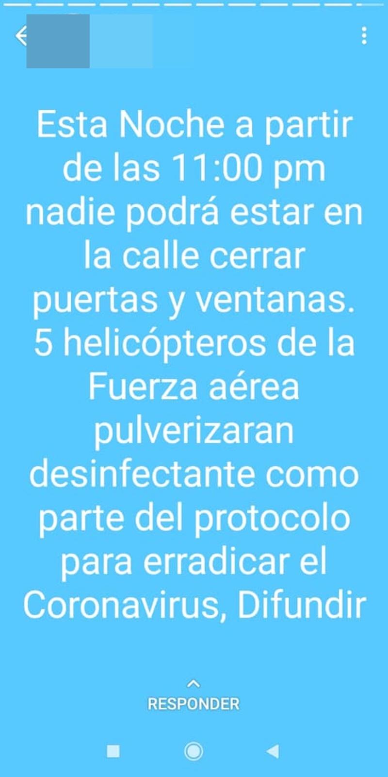 Cadenas WhatsApp