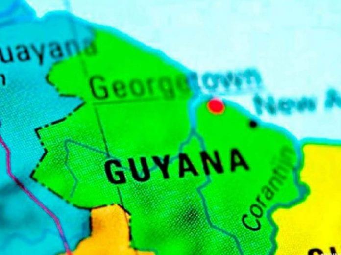 El gobierno de Guyana, El Nacional