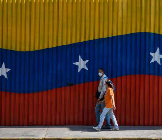 Venezuela covid-19 casos, coronavirus