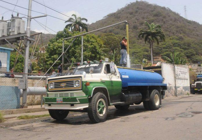 21 cisternas fueron detenidas por vender agua no apta para el consumo en el Zulia