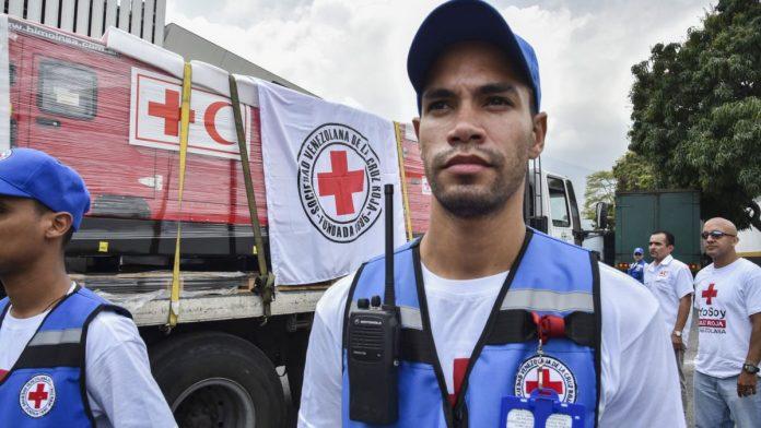 Cruz Roja donó 22 toneladas de equipos médicos para combatir el covid-19 en el país