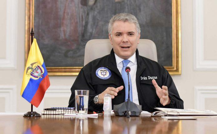 Duque rechazó declaraciones de la alcaldesa de Bogotá sobre los migrantes venezolanos