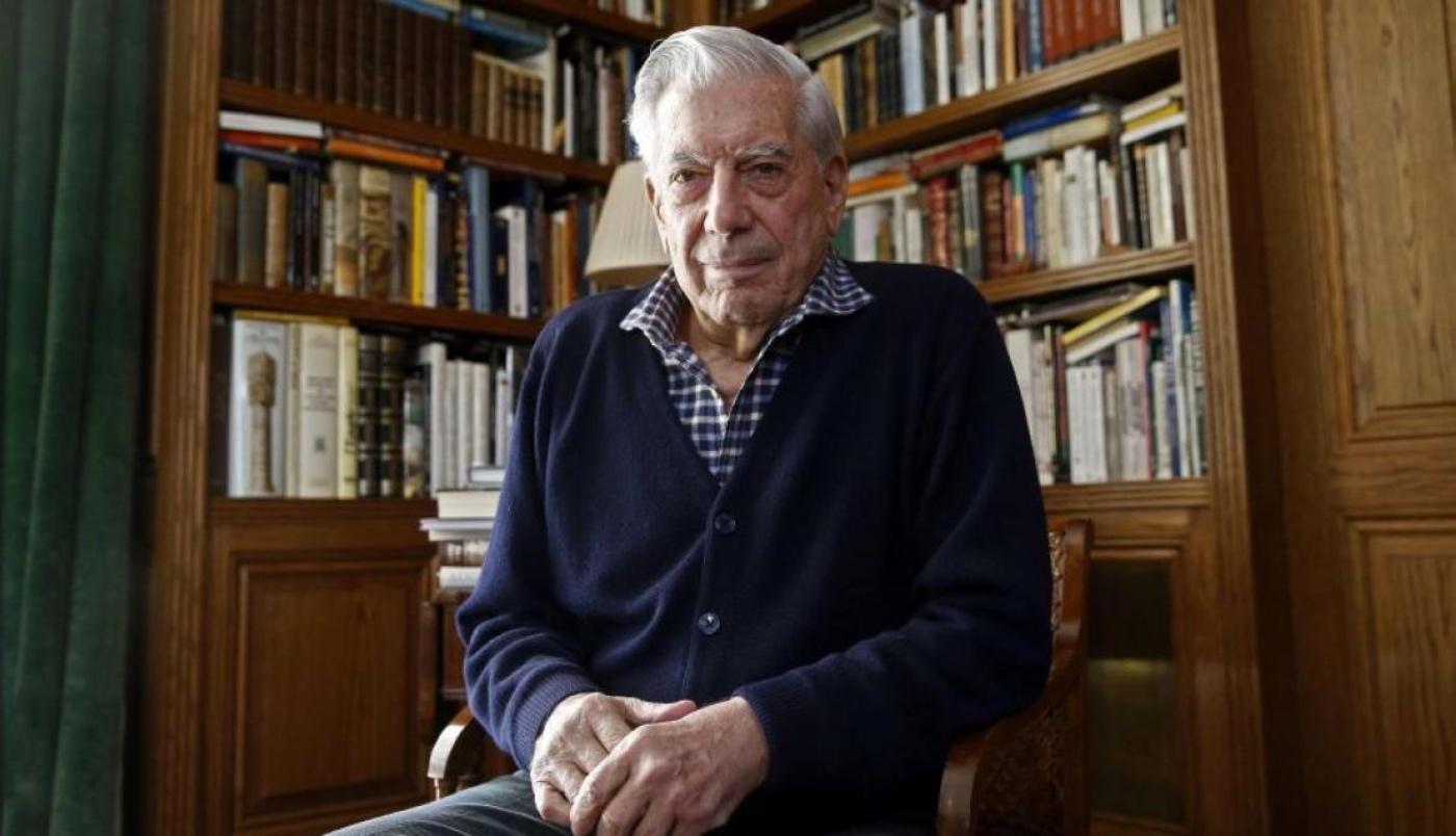 Mario Vargas Llosa revela lo que hace durante la cuarentena