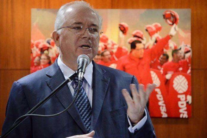 Rafael Ramírez extradición, Pdvsa