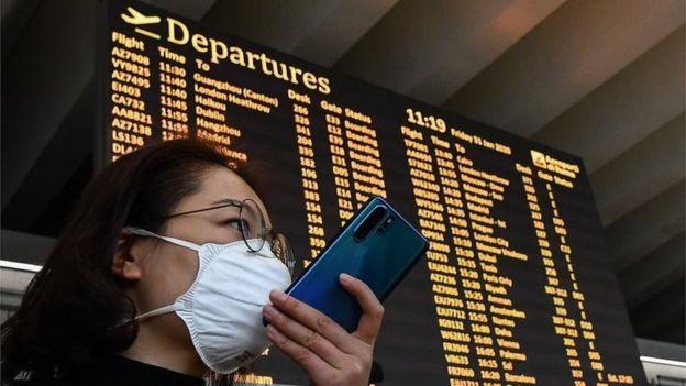 Estados Unidos sancionará a pasajeros que no usen mascarillas en aviones