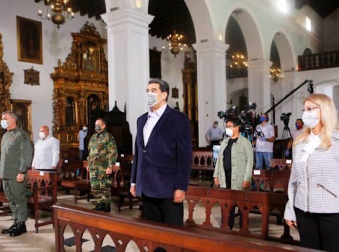 Maduro misa