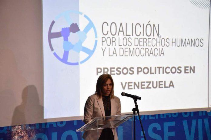 Ana Leonor Acosta detenidos