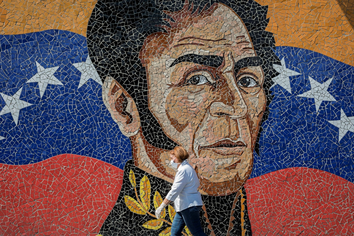 Cuarentena en Caracas