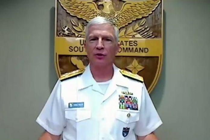 Craig Faller Irán