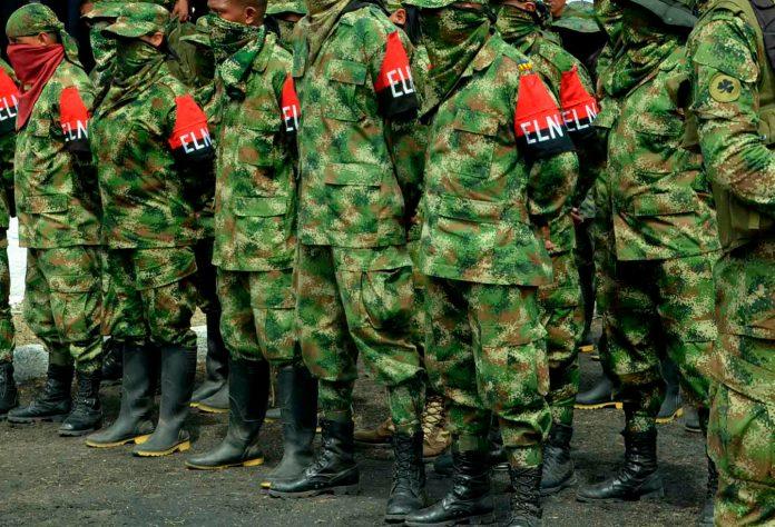 guerrilla grupos guerrilleros