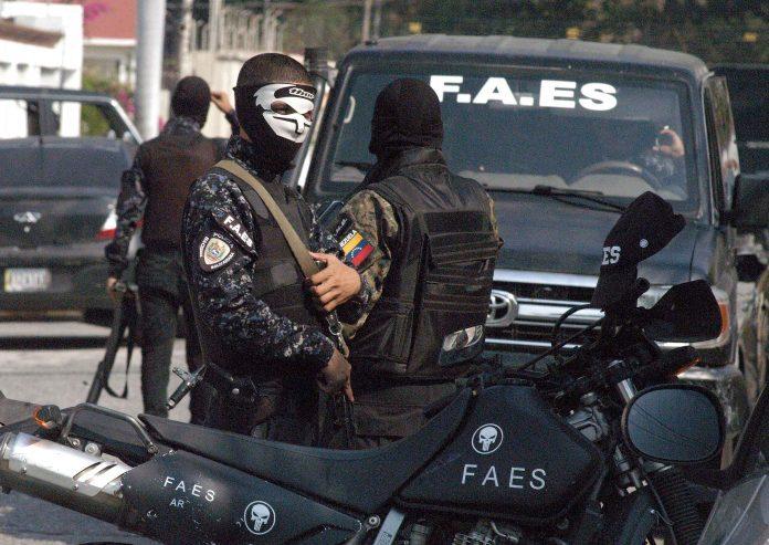 Estado policial, Human Rights Watch