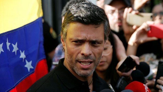 Leopoldo López se