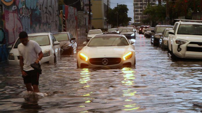 Inundaciones Florida