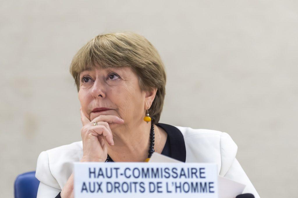 Michelle Bachelet- indultos