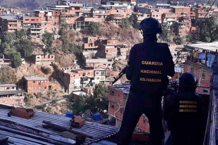 Operativo policial en Petare: recomiendan no transitar la zona ante posibles enfrentamientos
