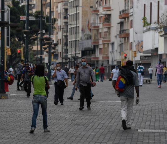 casos Distrito Capital y Miranda entran en cuarentena radical