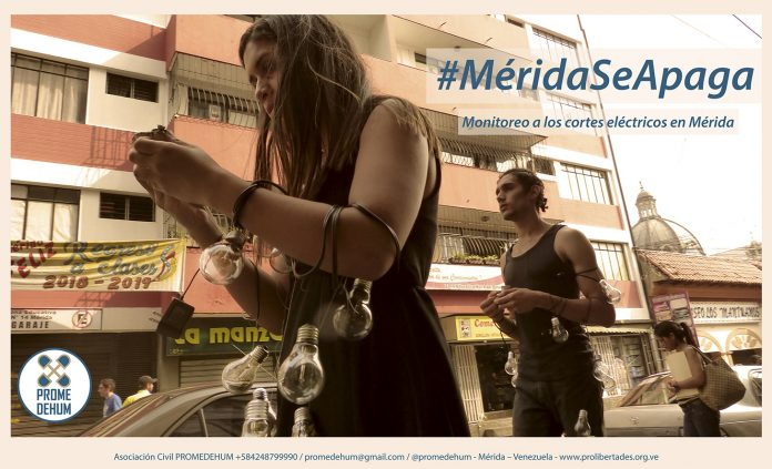 Mérida se apaga, Promedehum