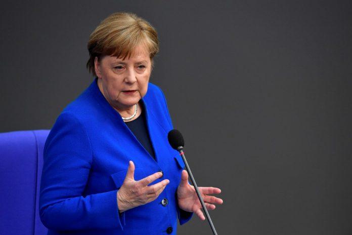 de inundaciones La canciller alemana, Angela Merkel, se reunirá este lunes con las farmacéuticas para abordar los problemas de suministro de vacunas del coronavirus