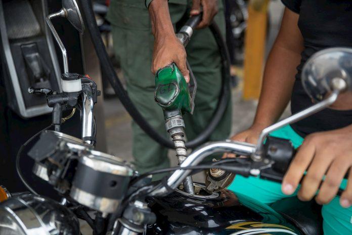Gasolina controlada