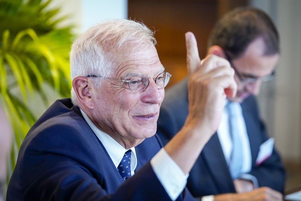 Borrell sobre el acuerdo humanitario entre Guaidó y el régimen: El diálogo entre las partes es fundamental para avanzar