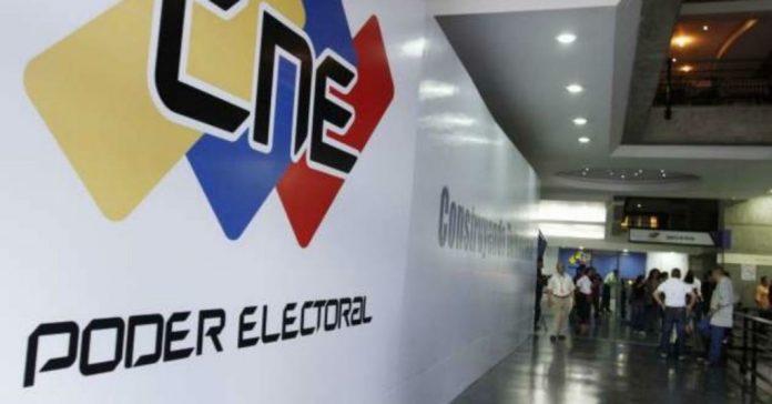 Venezuela AD- rectores del CNE
