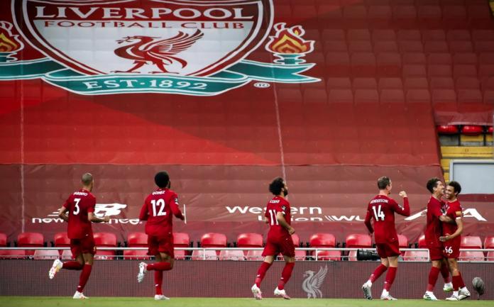 Liverpool es campeón de la Premier League por primera vez