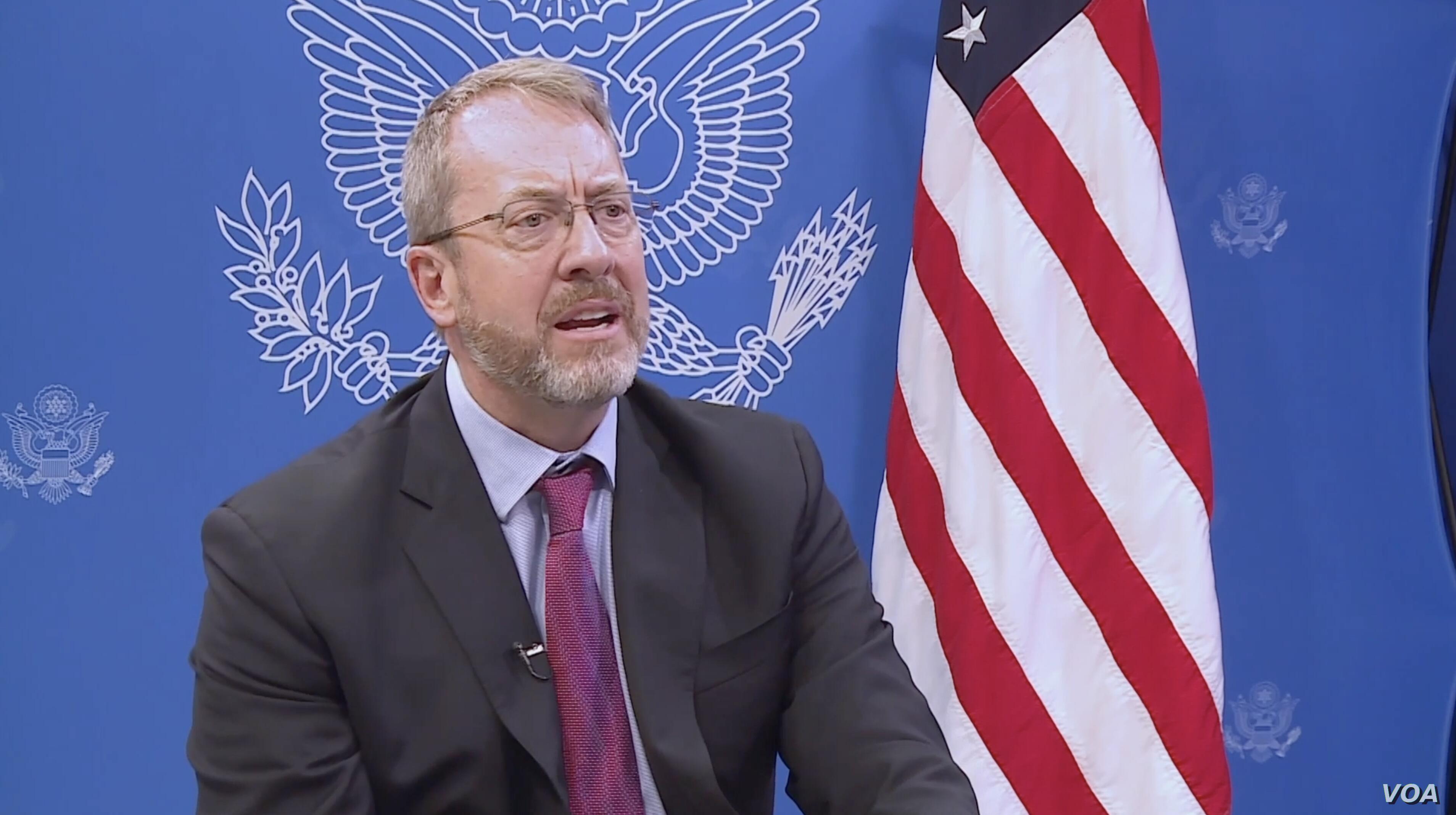Estados Unidos nombra a su primer embajador en Venezuela en 10 años