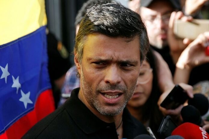 Leopoldo López AD Voluntad Popular