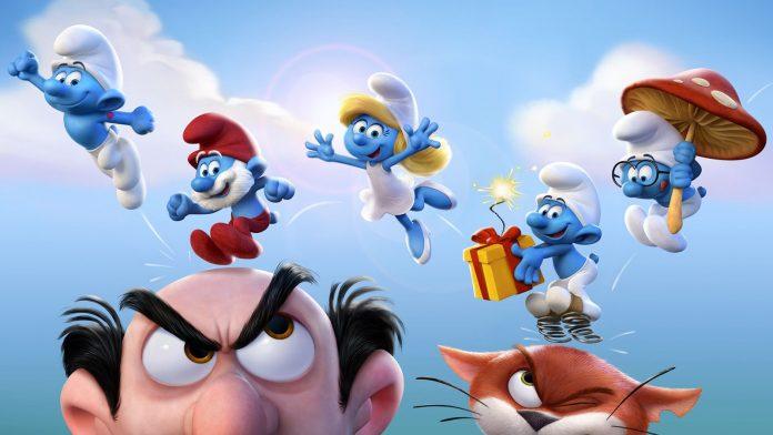 Los pitufos volverán a la televisión con una serie infantil en Nickelodeon