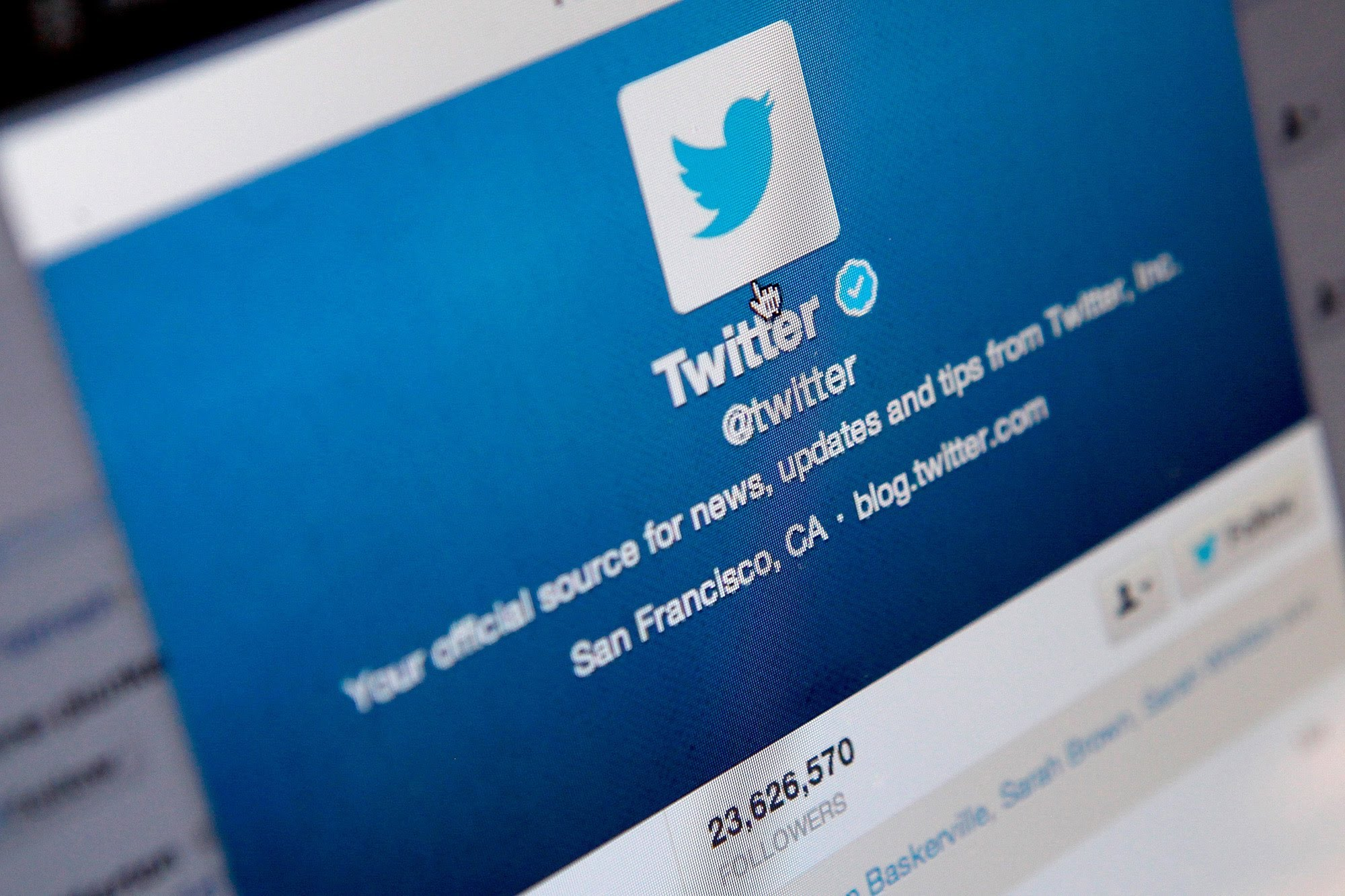 Twitter rediseña su sistema de verificación de cuentas