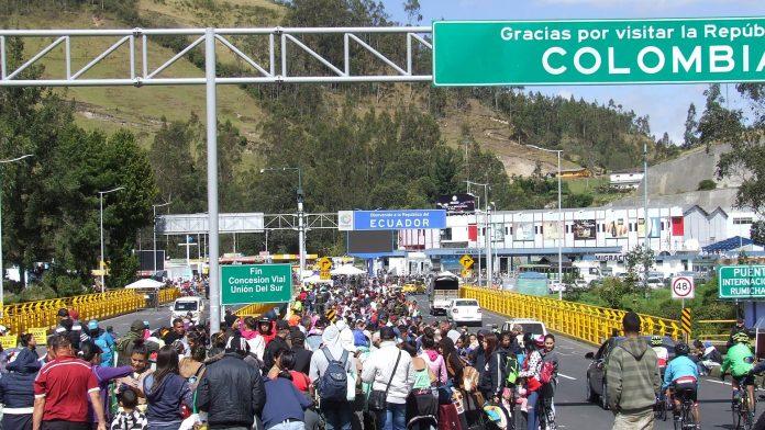 Venezolanos país