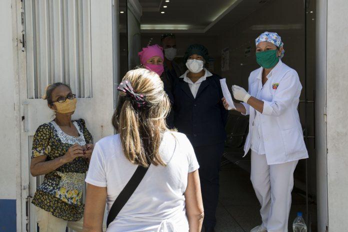 17 hospitales centinelas en Caracas no están aptos para atender el covid-19