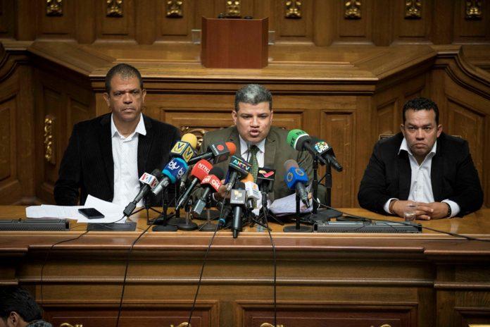 Diputados operación alacrán Maduro-Parra-Neumonía