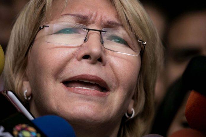 Luisa Ortega Díaz-Orden de captura
