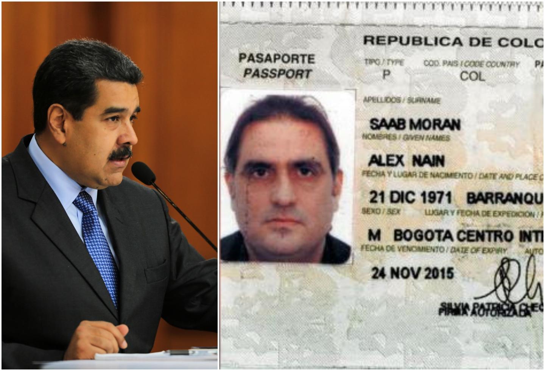 Alex Saab Maduro