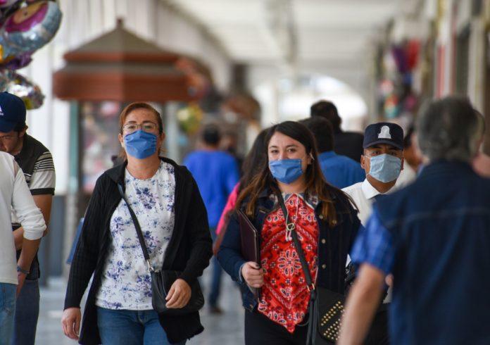 coronavirus México contagios
