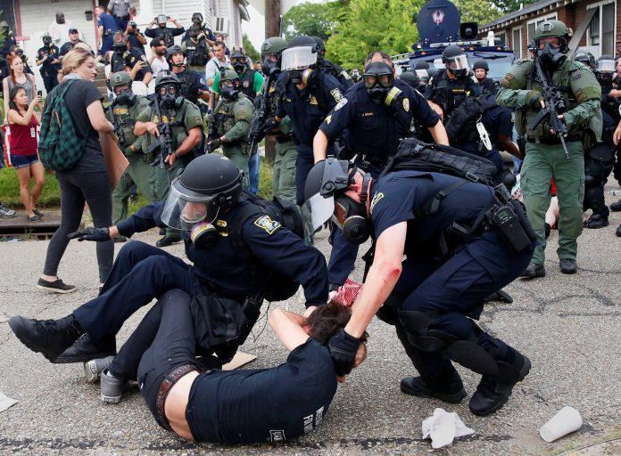 ONU alertó del uso desproporcionado de la fuerza en manifestaciones en EE UU