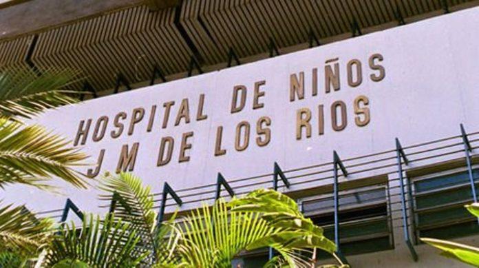 Hospital J.M de Los Ríos, El Nacional